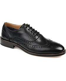 Men's Franklin Wingtip Oxford Shoe