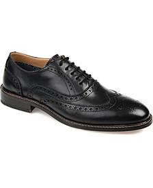 Men's Franklin Wingtip Oxford Shoe