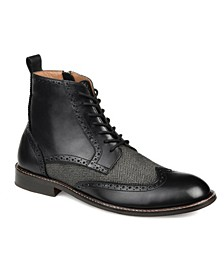 Men's Jarett Wingtip Ankle Boot