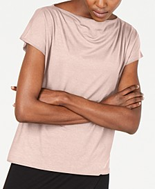 Super-Soft Cowlneck T-Shirt