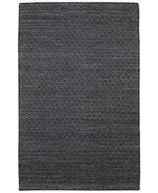 """Zen ZE1 Black 3'6"""" x 5'6"""" Area Rug"""