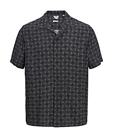 Men's All Over Printed Short Sleeve Shirt