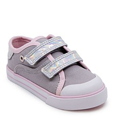 Toddler Girls H L Deck Sneakers