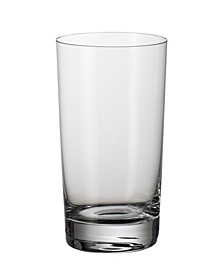 Purismo Tall Tumbler Glass, Set of 2
