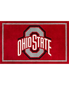 "Ohio State Coloh Red 3'2"" x 5'1"" Area Rug"