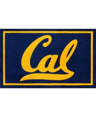 """Berkley College Colbk Navy 1'8"""" x 2'6"""" Area Rug"""