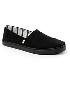 Alpargata Heritage Slip-On Sneakers