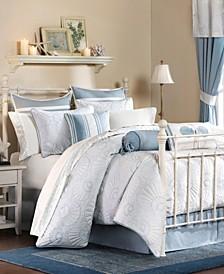 Crystal Beach 4-Pc. Queen Comforter Set