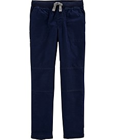 Little Boy Pull-On Reinforced Knee Pants