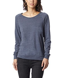 Slouchy Eco-Jersey Women's Pullover Top