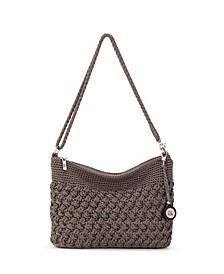 Casual Classics Crochet Mini Bag