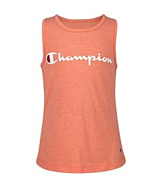 Toddler Girls Champion Script Racer Back Tank