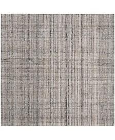 Abstract 141 Camel 6' x 6' Square Area Rug