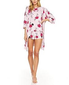 3pc Isla Travel Pajama Set