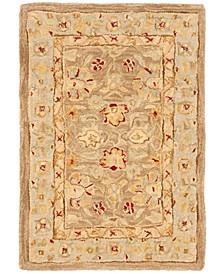 Anatolia An522 Tan and Ivory 12' x 15' Area Rug