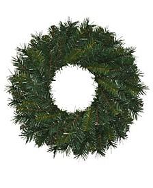 "24"" Multi Pine Wreath"