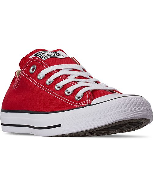 Women's Shoes, Chuck Taylor Ox Casual Sneakers from Finish Line