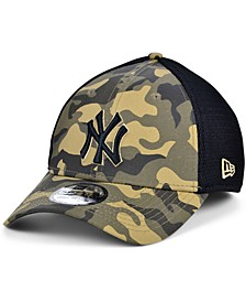 Men's New York Yankees Camo Neo 39THIRTY Cap