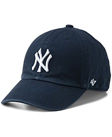 Kids New York Yankees On-Field Replica Clean Up Cap