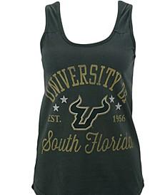 Women's South Florida Bulls Jersey Tank
