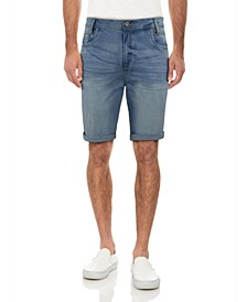 Men's Roll Cuff Denim Short