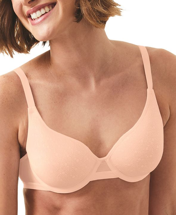 Hanes Ultimate Breathable Comfort Underwire Bra DHHU36
