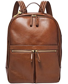 Women's Tess Leather Laptop Backpack