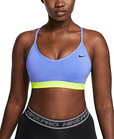 Women's Indy Light-Support Compression Sports Bra