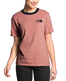 The North Face Women's Rogue Cotton Logo T-Shirt