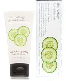 Cucumber & Honey Handcreme Travel Size, 2-oz.
