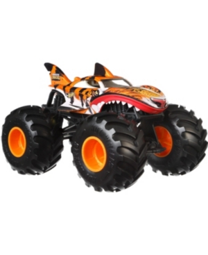Hot Wheels Monster Trucks 1:24 Tiger Shark Vehicle