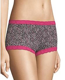 Microfiber Boyshort Underwear 40760