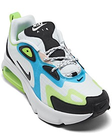 Big Boys Air Max 200 SE Casual Sneakers from Finish Line