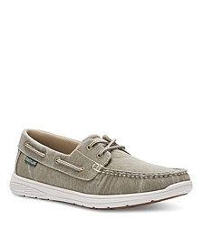 Men's Hayden Canvas Boat Shoe