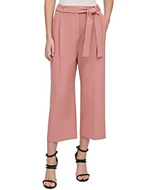 Culotte Suit Pants