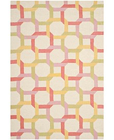 Color Chain MSR4563A Multi 4' x 6' Area Rug