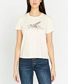 Eureka Printed Crew Neck T Shirt