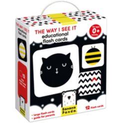 Banana Panda the Way I See it Educational Flash Cards