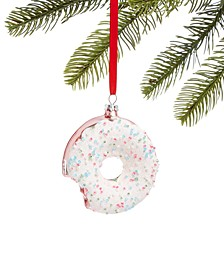 Sweet Tooth Donut Christmas Tree Ornament, Created for Macy's
