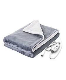 Purerelief Electric Throw Blanket