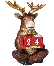 Christmas Cheer Countdown Reindeer, Created for Macy's