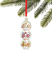 Day of the Dead Stack of Skulls Ornament, Created for Macy's