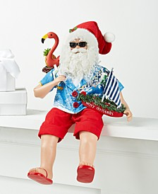 Lounging Beach Santa, Created for Macy's
