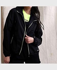 Women's Zip Pop Cagoule Jacket
