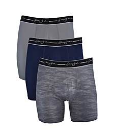 Men's Performance Boxer Brief, Pack of 3