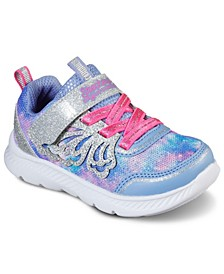 Toddler Girl's Comfy Flex 2.0 - Pixie Dazzle Stay-Put Closure Running Sneakers from Finish Line