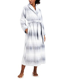 Long Ombré Cozy Robe, Created for Macy's