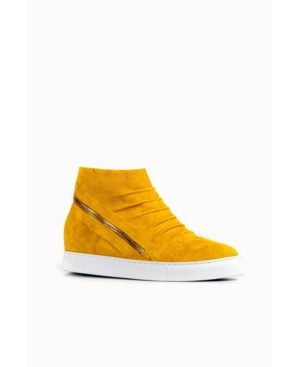 Women's Pindot High Top Sneaker Women's Shoes