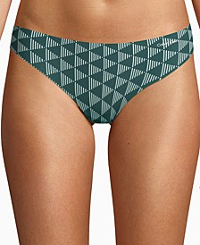 Women's Invisibles Thong Underwear D3428