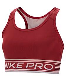 Women's Pro Dri-FIT Racerback Medium-Support Sports Bra